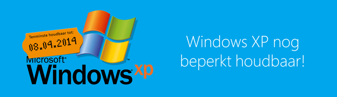 Windows XP. Is mijn computer nog veilig?